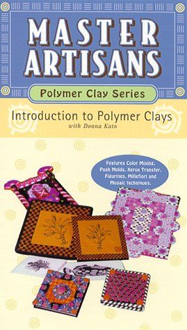Introduction to Polymer Clays (Master Artisans: Polymer Clay) [VHS] - product images