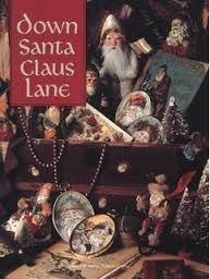 Down,Santa,Claus,Lane,by,Leisure,Arts,Down Santa Claus Lane,Leisure Arts, Counted Cross Stitch,kg krafts,dmc,Christmas,needlework,needle arts