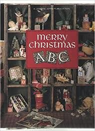 Merry Christmas ABC by Leisure Arts - product images