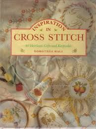 Inspiration,In,Cross,Stitch,by,Dorothea,Hall,Storey,Publications,Country Cross Stitch,Sharon Perna, Counted Cross Stitch,kg krafts,dmc,Christmas,needlework,needle arts