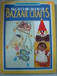 McCalls,Big,Book,of,Bazaar,Crafts,The,Chilton,Needlework,Series,McCalls Big Book of Bazaar Crafts, The Chilton Needlework Series,kg krafts,dmc,Christmas,needlework,needle arts