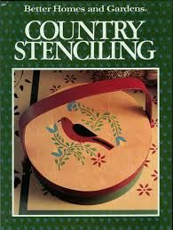 Better Homes and Gardens Country Stenciling - product images