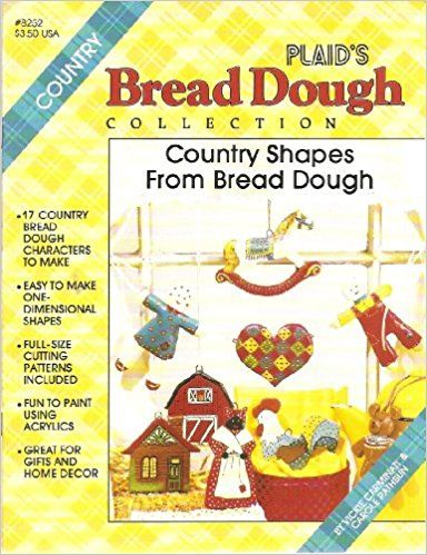 Plaid's Bread Dough Collection by Vickie Carminati and Carole Rathbun - product images