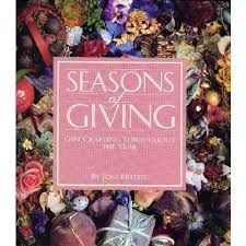 Seasons,of,Giving,By,Joni,Prittie,Seasons of Giving ,Joni Prittie ,kg krafts,dmc,Christmas,needlework,needle arts