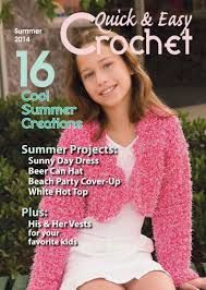 Quick,and,Easy,Crochet,Summer,2014,Quick and Easy Crochet Summer 2014,kg krafts,knit, patterns,crochet