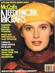 McCall's,Needlework,and,Crafts,August,1989,McCall's Needlework and Crafts August 1989,kg krafts,knit, patterns,crochet