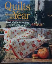 Quilts,Around,the,Year,by,Linda,Seward,Quilts Around the Year by Linda Seward,kg krafts,knit, patterns,crochet