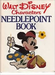 Walt,Disney,Characters,Needlepoint,Book,Walt Disney Characters Needlepoint Book,needlepoint,kg krafts,quilting, home decor,sewing, crafting,supplies