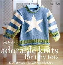 Adorable Knits for Tots by Zoe Mellor - product images