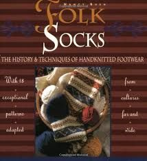 Folk Socks by Nancy Bush - product images