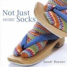 Not,Just,More,Sock,by,Sandi,Rosner,Not Just More Sock,Sandi Rosner,kg krafts, knit,crochet,socks,yarn