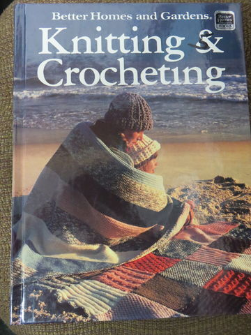Better,Homes,and,Gardens,Crocheting,Knitting,Better Homes and Gardens Crocheting and Knitting,kg krafts,knit, patterns,crochet