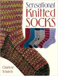 Sensational,Knitted,Socks,by,Charlene,Schurch,Sensational Knitted Socks,Charlene Schurch,kg krafts, knit,crochet,socks,yarn