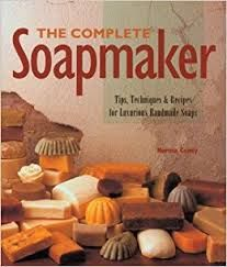 The,Complete,Soapmaker,by,Norma,Coney,The Complete Soapmaker,Norma Coney,kg krafts,soap, supplies, craft supplies,soap making
