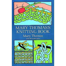Mary,Thomas's,Knitting,Book,by,Thomas,Mary Thomas's Knitting Book, Mary Thomas,kg krafts, knit,crochet,socks,yarn