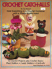 Crochet,Catchalls,by,Sue,Penrod,Crochet Catchalls by Sue Penrod,kg krafts,quilting,fabric,sewing,patterns