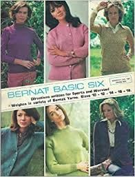 Berella,Germantown,Bernat,Basic,Six,Berella Germantown Bernat Basic Six,knit,crochet,kg krafts,quilting,fabric,sewing,patterns