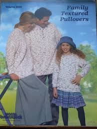 Family,Textured,Pullovers,Yarns,Brunswick,volume,9509,Family Textured Pullovers Yarns Brunswick volume 9509,knit,crochet,kg krafts,quilting,fabric,sewing,patterns