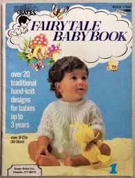 Fairytale,Baby,Book,from,Susan,Bates,Fairytale Baby Book ,Susan Bates,knit,crochet,sweaters,children,kg krafts,quilting,fabric,sewing,patterns