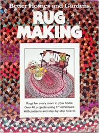 Better Homes and Gardens Rug Making  - product images