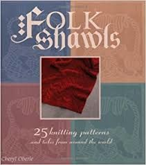 Folk Shawls by Cheryl Oberle - product images