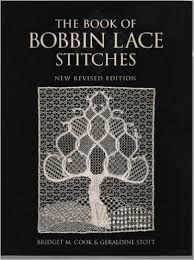 The Book of Bobbin Lace Stitches by Bridget M Cook and Geraldine Scott - product images