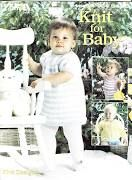 Knit,for,Baby,Leisure,Arts,Leaflet,984,Knit for Baby Leisure Arts Leaflet 984 ,knit,crochet,sweaters,children,kg krafts,quilting,fabric,sewing,patterns
