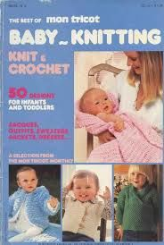 Mon Tricot Baby Knitting - product images