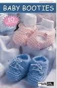 Leisure,Arts,Little,Books,Baby,Booties,Leisure Arts Little Books Baby Booties ,Sports Weight yarn,patterns,sweaters,children,kg krafts