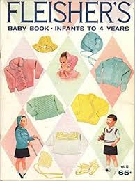 Fleisher's,Baby,Book,vol,101,Fleisher's Baby Book vol 101,Sports Weight yarn,patterns,sweaters,children,kg krafts