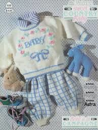 Patons,Sweet,Country,Baby,booklet,538,Bulky Baby Garments Brunswick leaflet 7732,Sports Weight yarn,patterns,sweaters,children,kg krafts