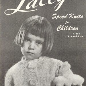 Lacey's Speed Knits for Children volume 33 - product images
