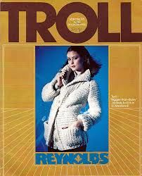 Troll,volume,116,Reynolds,Troll volume 116 Reynolds ,kg krafts,knit,sweaters,aran, cable knit