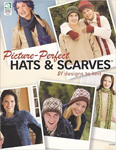 Picture-perfect Hats & Scarves: 21 Designs to Knit  - product images