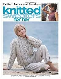 Better,Homes,and,Gardens,Knitted,Sweater,for,Her,Better Homes and Gardens Knitted Sweater for Her,kg krafts,knit,sweaters,aran, cable knit