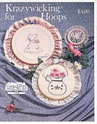 Krazywicking for Hoops book 12 - product images