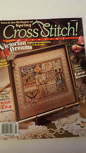 Cross Stitch Magazine number 27 - product images