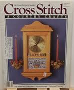 Cross,Stitch,and,Country,Crafts,Jan/Feb,88,Cross Stitch and Country Crafts Jan/Feb 88, cross stitch, classic cross stitch, needle arts,kg krafts,needle arts