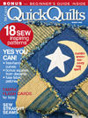 McCalls Quick Quilts March 2008 - product images