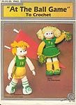 At The Ball Game to Crochet, designed by Pat Thom, H.H.O., Inc - product images