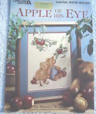 Apple,of,His,Eye,by,Shirley,Wilson,Apple of His Eye by Shirley Wilson,vintage,crochet, pat thom, love me dolls,kg krafts,yarn dolls, craft supplies,crafts,supplies,indie supplies