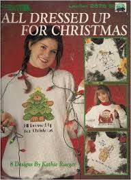 All Dressed up for Christmas by Kathie Rueger Leisure Arts  2676 - product images