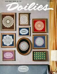 Doilies Star Doily Book No 124 - product images