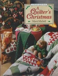 A,Quilter's,Christmas,by,Marti,Michell,A Quilter's Christmas by Marti Michell,kg krafts,quilting,fabric,sewing,patterns