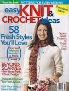 Quick,and,Easy,Knit,Crochet,Premiere,Issue,2006,Woman's,Day,Special,Quick and Easy Knitting and Crocheting Premiere Issue, Woman's Day Special,kg krafts,knit,crochet