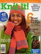 Knit it!  Better Homes and Garden Fall 2006 - product images