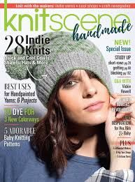 Special Issue Knitscene 2016 - product images
