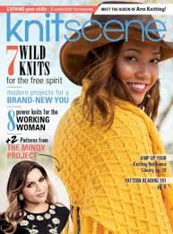 Special Issue Knitscene Spring 2017 - product images