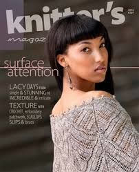 Knitter's Magazine  Summer 2012  - product images