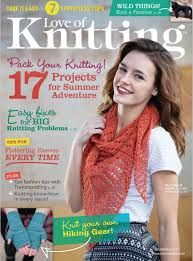 Love of Knitting Summer 2016 - product images